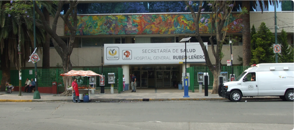 Hospital General Dr. Ruben Leñero