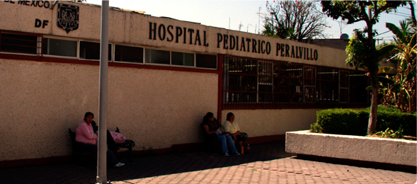 Hospital Pediátrico Peralvillo